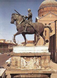 Statue of Gattamelata